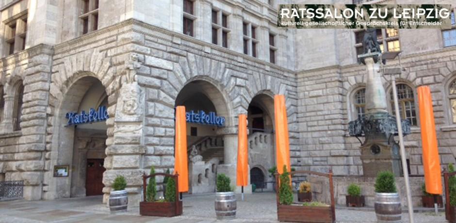 Ratssalon zu Leipzig im Ratskeller